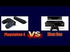 Xbox One vs. PS4 - Game Caviar  Which console are you going to be first in line for?   PS4 / XBOX One comparison IGN Article: http://www.ign.com/wikis/xbox-one/PS4_vs._Xbox_One_vs._Wii_U_Comparison_Chart  http://www.youtube.com/watch?v=_h0FF_m4K9g http://youtu.be/_h0FF_m4K9g   PS4 / XBOX One comparison IGN Article:  http://www.ign.com/wikis/xbox-one/PS4_vs._Xbox_One_vs._Wii_U_Comparison_Chart    ♦FACEBOOK.COM/GAMECAVIAR♦ ♦TWITCH.COM/NOTHAVINGIT♦ ♦TWITTER.COM/NOTHAVINGIT♦
