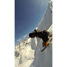 2/3. SnapShot  RipandoPapucha . Offpiste Cauterets #freeski #freeride #freestyle #freeskiing #snow #ski #nofilter #nomakeup #move #fresh #shredding #papucha #cauterets #france #hautespirinees #oyeperoquerico by pabloarias