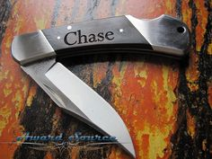 Valentine's Gift for Boyfriend  Kershaw Pocket Knife  by KnifePro, $74.95