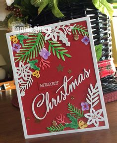 Papertrey Ink December Blog Hog