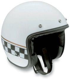 Jet Cafe Racer Helmet…that's pretty sweet…I want.