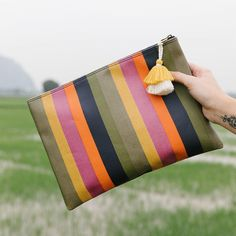 twice as nice / with tassels and stripes Twice As Nice, Small Bags, Madewell, Tassels, Stripes, Instagram, Small Tote Bags, Tassel, Fringes