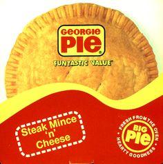 Georgie Pie - Pie packet Large.