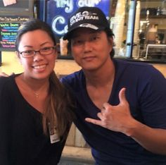 HEALTH UNITES US ALL @hiblend  Actor Sung Kang  AKA *Han*  Fast & Furious  #supportinglocal #fastandfurious #sungkang #han #hawaiifiveo #hawaii50  #fiveostuntteam  #hiblend  Sourcing Local, Non GMO, All Natural & Organic Ingredients  STAY HEALTHY FRIENDS @mari_babes  Thank You For Supporting Local & Capturing An Awesomely Healthy Moment  CLEAN & HEALTHY LIVING