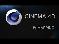 Cinema 4D Tutorial: UV Mapping - YouTube