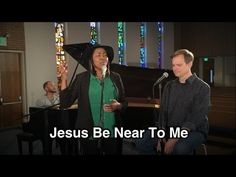 """Song of the Week - #17 - """"Jesus Be Near To Me"""" - Tommy Walker ...  This song is a beautiful prayer when you are desperate, empty, sad, hurting, lost, guilty, alone, whatever you are facing.   There is hope, strength and mercy in Jesus, the Son of God."""
