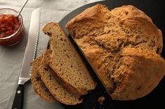 Easy Irish Brown Bread