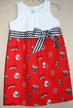 NC State Wolfpack Dress!