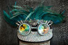 Crazy feathers by ByAngelnetherlands on Etsy