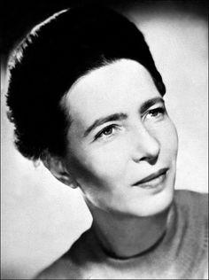 Simone de Beauvoir   9. Januar 1908  † 14. April 1986 (78 Jahre alt)  Biografie Simone de Beauvoir war eine französische Schriftstellerin, Philosophin und Feministin. Die politisch engagierte Verfasserin zahlreicher Romane, Erzählungen, Essays und Memoiren gilt als Vertreterin des Existentialismus.