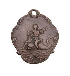 Vauxhall Hall Gardens season ticket token. Demonstrates the heterogeneous lives of those mothers who relied on the charity of the Foundling Hospital.