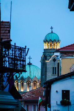 Church in Veliko Tarnovo, Bulgaria