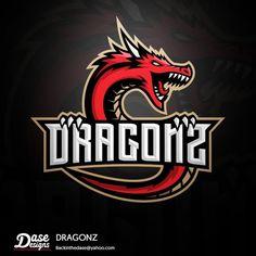 Esports Logo Gear Mascot Design Music Animal Cool Typography Sports Team Logos Designing