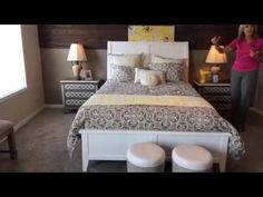 Tour the gorgeous Sonora II Palm Harbor Manufactured Homes in this - available in Louisiana and Palm Harbor Homes, Built In Buffet, Open Living Area, Model House, Built In Microwave, Modular Homes, House Interiors, Textured Walls, Entertainment Center