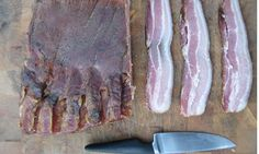 Curing your own bacon isn't difficult and doesn't involve using a skipful of salt either