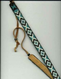 This is a hatband, but I love it!