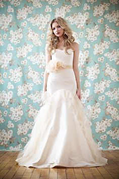 2014 WEDDING GOWNS | Anais Anette Spring 2014 Wedding Dresses | Trendy Bride