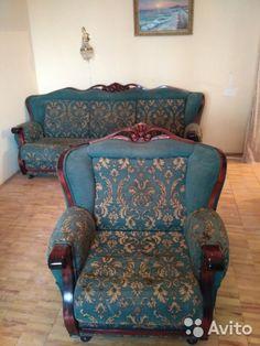 Диван и 2 кресла— фотография №1