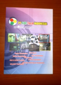 15 Contoh Company Profile Printed Hardcopy