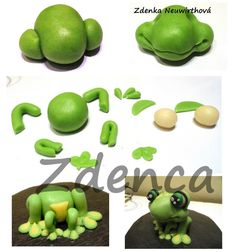 Лягушка, frog,Frosch,žába,rana - Страница 5 - Мастер-классы по украшению тортов Cake Decorating Tutorials (How To's) Tortas Paso a Paso Diy Clay, Clay Crafts, Gone Fishing Cake, Fishing Cakes, Frog Cakes, Clay Art Projects, Fondant Tutorial, Sugar Craft, Cake Decorating Tutorials