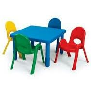 Toddler Tables, Play & Feed Tables, Nursery Tables, Baby Table with ...