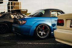 Honda S2K...