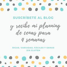🎉Aún no te has suscrito? 🎉 fun time! blog: recetas sin gluten 🍰🍪🌮, diy o hazlo tú mismo 🔨✏️🎨, ideas y trucos para hacerte la vida más cómoda 💡📅, como el descargarle con un planning de cenas para 4 semanas!  www.funtimeingles.com . . . #planning #quecenamoshoy #cenassanas #recetassingluten #singluten #nogluten #glutenfree #blogsingluten #glutenfreeblog #diyblog #hazlotumismo #manualidades #manualidadesconniños #ideasdecoracion #trucos #consejos #funtime #funtimeblog #suscribete…