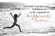 Living happy!