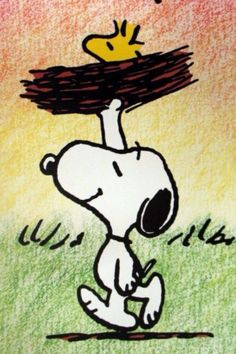 How can u not love Snoopy?