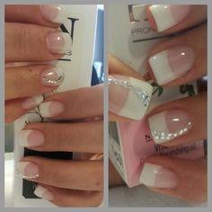 Diamond nails.