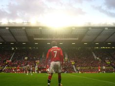 David Beckham returns to Old Trafford, Manchester to play 1 game in a Manchester United jersey once again for Gary Neville's testimonial match Manchester United City, Newcastle United Fc, Aston Villa Fc, Fifa Football, Everton Fc, Old Trafford, Man United, Chelsea Fc, Best Player