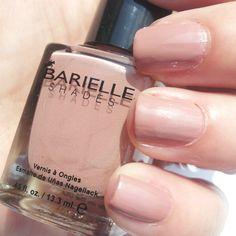 Barielle 'No Not Now' for #Fall2013 #Nails #fallfashion #beauty #nailpolish #fallnails @Brooke Martinez Cosmetics