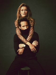 CALIFORNICATION David Duchovny and Natascha McElhone