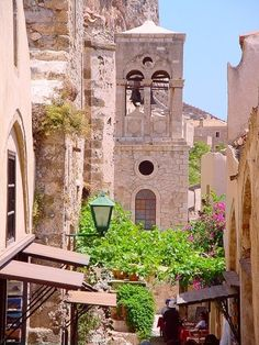 GREECE CHANNEL | MONEMVASIA in Peloponnese