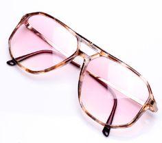 Vintage Frames Richardson 014R Pink Gradient Top Sunglasses, Mirrored Sunglasses, Sunnies, Eyeglass Frames For Men, Mens Glasses, Vintage Frames, Eyeglasses, Eyewear, Amsterdam