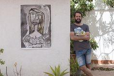 Bio Javier Alborch, ilustrador