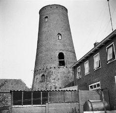 De oude molen in de Lage Wipstraat