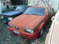 Alfa Romeo 75 Turbo - Saab 900
