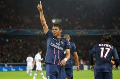 Tiago Silva capitaine du PSG
