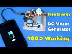 Free Energy Generator, Mike Brady Permanent Magnet Machine, Amazing generator!!!! - YouTube