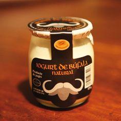 yogurt de búfala