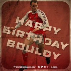 Happy birthday to Arsenal legend and assistant manager Steve Bould. 16.11