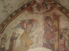 Anunciación en la capilla de Los Pescadores en St, Helier (Jersey)