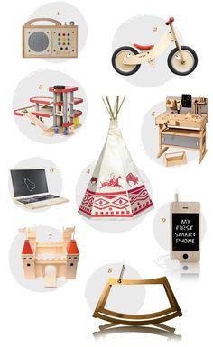 Sélection cadeaux Kids #1 : Jouets en bois de Ma Sérendipité  -1. Hörbert • Lecteur en bois mp3  - 2. Likeabike • Draisienne en bois (bouleau  - 3. Plan Toys • Parking Garage : un beau jouet éco-conçu en bois d'hévéa de la « Green company » !  - 4. Vilac • Tipi avec motif ethnique rouge  - 5. Howa • Etabli de travail en bois et sa caisse à outils   - 6. Donkey Products • I-Wood  - 7. Egmont Toys • Château fort en bois  - 8. Sirch • Sibis Rosa  - 9. Donkey Products • I-Woody