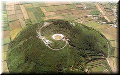 Bull arena, Bullring inside Monte da Ajuda Vulcano, Graciosa, Azores, Portugal   Praça de touros dentro da cratera do vulcão do Monte da Ajuda - Santa Cruz da Graciosa, Santa Cruz da Graciosa