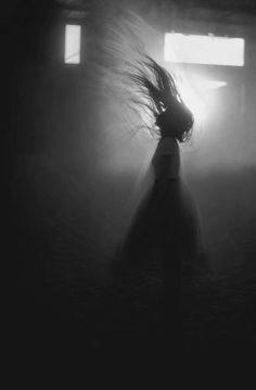 """I am dim and unknown; a phantom, sometimes seen, often not. Life is a dream, surely."" Virginia Woolf, The Waves"