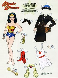 Wonder Woman | Lynda Carter