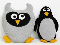 Bambula: Mr. Owl and Pinkku