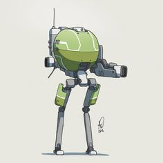 203 2016 Standing around with a leaf blower. Character Creation, Character Concept, Character Art, Character Design, Robot Sketch, Arte Robot, Robots Characters, Robot Concept Art, Ex Machina