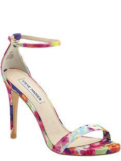 floral heel